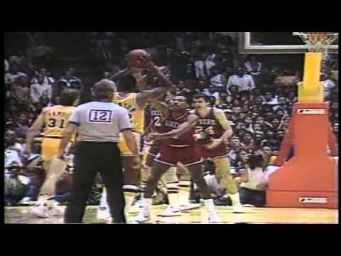 1983 NBA Playoffs (4/4)