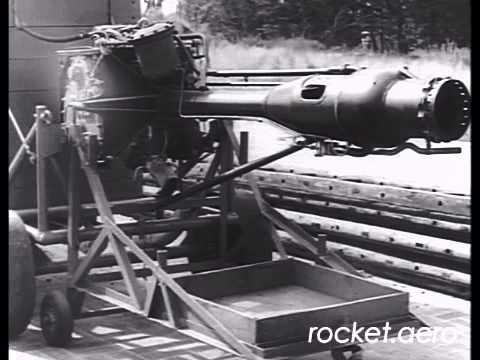 USAAC Me 163 Briefing FIlm