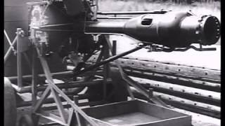 USAAC Me 163 Briefing FIlm