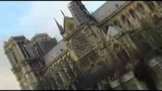 Франция. Париж. Собор Парижской Богоматери.(http://www.town-explorer.ru/paris/ - достопримечательности Парижа на карте, фото и видео., 2011-10-08T18:23:58.000Z)