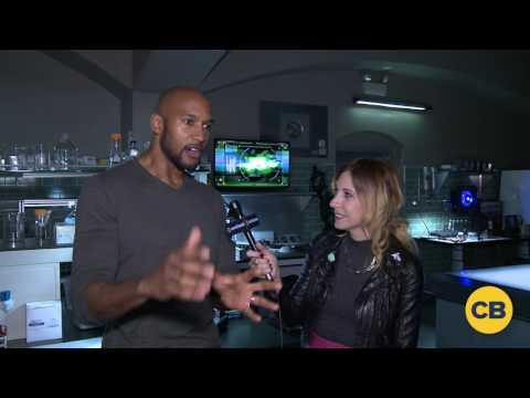 Henry Simmons Talks Agents of SHIELD