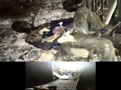 the Ukrainian government kills people in Odessa