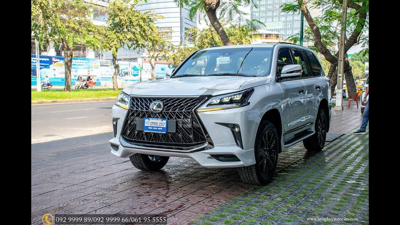 汽车出售 Lexus Lx570 Black Edition 2019 Price Call Tel