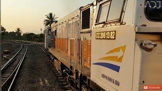 Kereta Api Di Stasiun Plered Dan Persilangan, Hunting Bareng Mikael Rinto Part 3