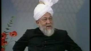 Liqa Ma'al Arab 6th November 1996 Question/Answer English/Arabic Islam Ahmadiyya