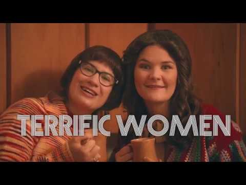 Terrific Women Trailer