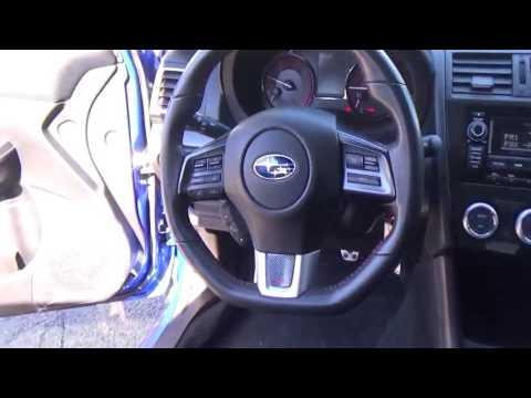 2015 Subaru WRX Loveland CO 110561V