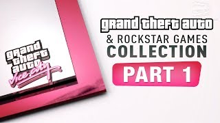 The Biggest GTA & Rockstar Games Collection - Part 1