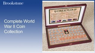Complete World War II Coin Collection