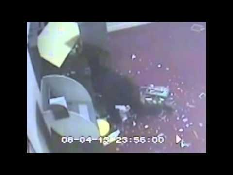Bank cash machine thefts - gang sentenced.