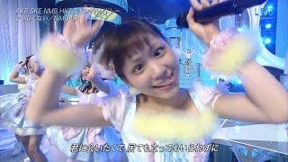 0:20~木下百花暴走 NMB48 - らしくない.