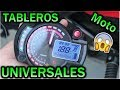 TABLEROS UNIVERSALES PARA MOTO Y COMO COMPRAR EN GEAR BEST