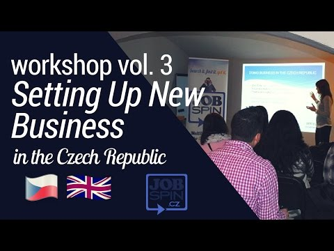 Workshop: Setting Up New Business in Czech Republic