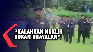 Tetep Kekeuh, Sunda Empire: Kita Bisa Taklukkan Nuklir, Itu Bukan Khayalan!