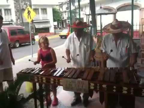 Puerto Vallarta Mexico - street music