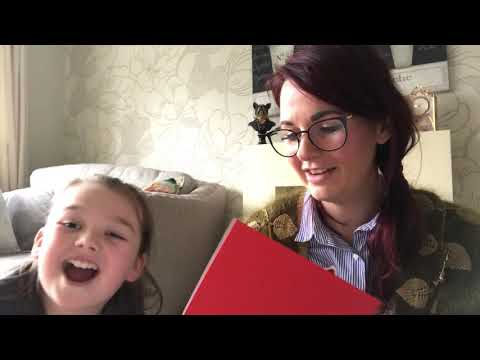 Unboxing the perfect present for everyone from the book of everyone.com we love it