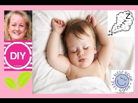 Natural Sleep Aid Treatment with Recipe