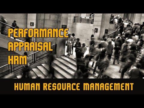 Performance Appraisal l Human Resource Management