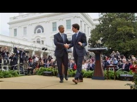 U.S., Canada team up on climate change