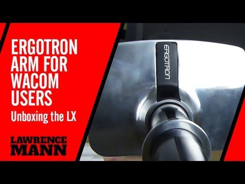 Unboxing: Ergotron LX