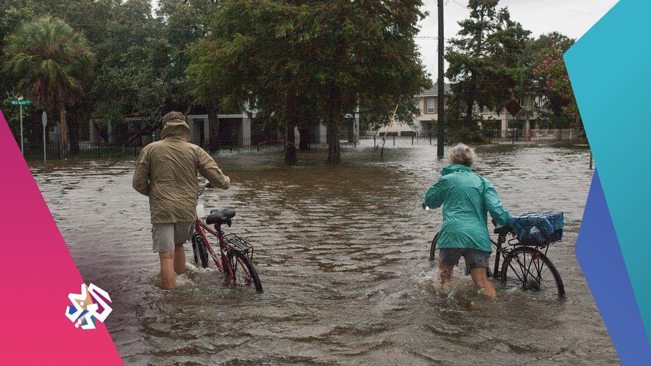 قناة العربي:الساعة الأخيرة│لويزيانا تستعد لإعصار باري