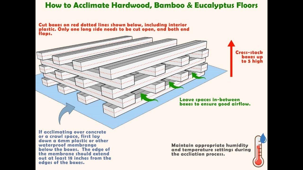 Gluing Down Bamboo Flooring - Tips & Tricks