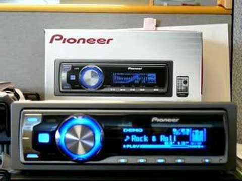 Pioneer Deh P Ub