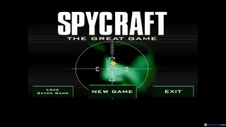 Spycraft: The Great Game gameplay (PC Game, 1996)