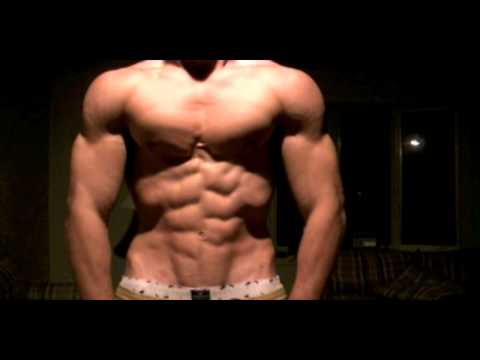 Greg Plitt Abs Workout (Military Fitness Transformation)