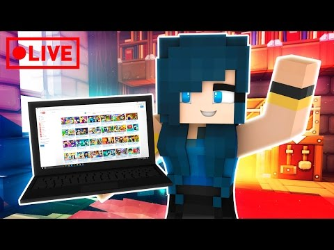 GUESS THAT DRAWING! ARE YOU PRO ENOUGH? | Minecraft Livestream 📄✏️
