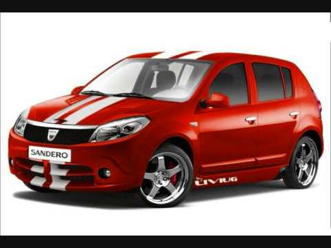 dacia sandero tuning by liviug youtube. Black Bedroom Furniture Sets. Home Design Ideas