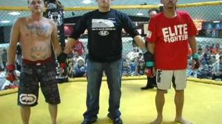 SMC ~ Southern Michigan Cagefighting ~ Patriot Games Don Webb Vs Nate Tigney