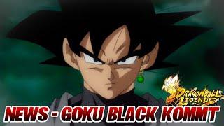 NEWS - GOKU BLACK kommt am BLACK FRIDAY! 😱😎 | Dragon Ball Legends Deutsch