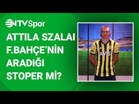 Attila Szalai Fenerbahçe'nin aradığı stoper mi?