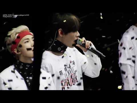 160702 YOUNG FOREVER - V (Kim Taehyung) | BTS HYYH EPILOGUE IN NANJING