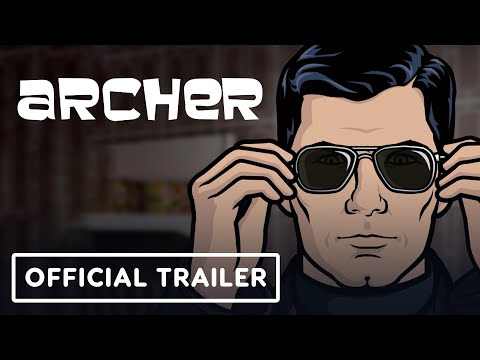 Archer - Official Trailer | Comic Con @Home 2020