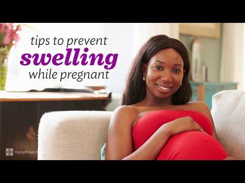 Things That Make You Swell When You're Pregnant