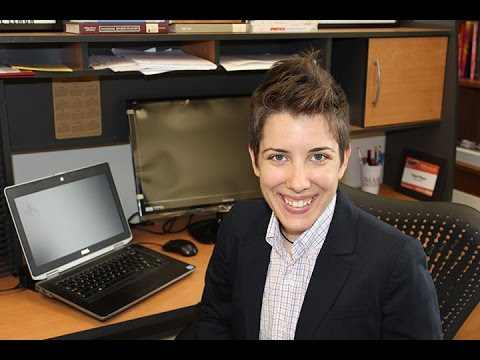 Social Science Matters: Libby Sharrow, Assistant Professor of Political Science