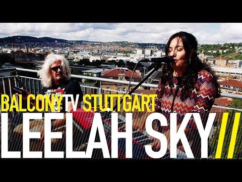 LEELAH SKY - NO LIMIT (BalconyTV)