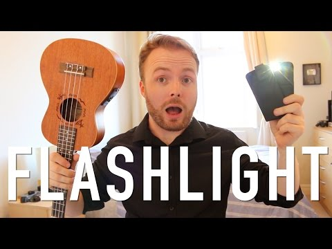 Flashlight - Jessie J (Ukulele Tutorial)