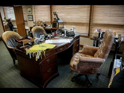 Inside Arnold Palmer's Bay Hill Office