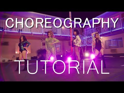 FIFTH HARMONY - 'DOWN' TUTORIAL ORIGINAL CHOREOGRAPHY | XtianKnowles