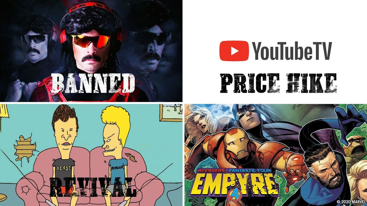 Voice Actor Controversy, Dr. Disrespect Ban, EMPYRE Update