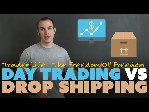 Day Trading vs. Drop Shipping