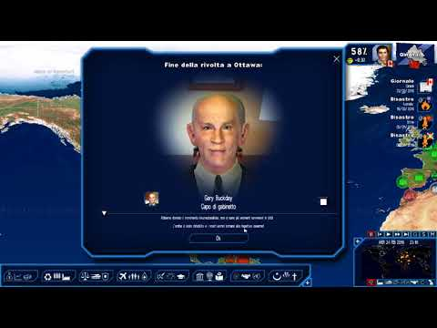 Geopolitical Simulator 4 - Power & Revolution - Canada #02 - Riforme [ITA]