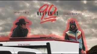 JB & Jerome Davis KEEPIN IT 90 (behind the scenes) - Rodeo Time 91