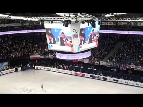 "Worlds-2017 Yuzuru HANYU (FS: 223,20(WR)) WORLD CHAMPION!! ""The Return of the King"""