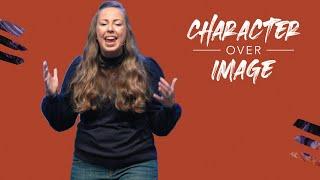 """Character / Image  - """"I Am Merciful"""" I Sunday, November 1, 2020"""