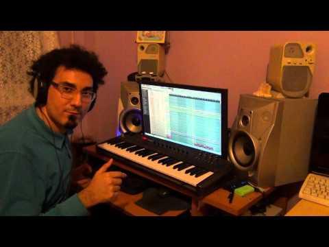 La composizione della musica elettronica è tutta una Bugia,il mio pensiero