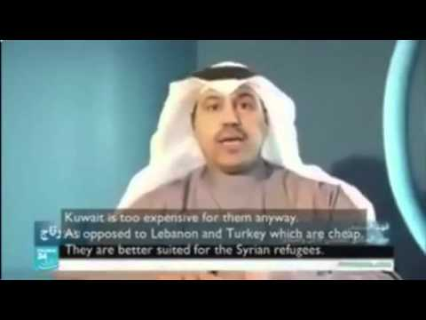 why rich Arab Gulf states won't welcome Syrian refugees